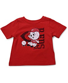 Toddlers Cincinnati Reds  Mascot T-Shirt