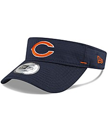 Men's Chicago Bears 2020 Training Visor
