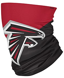 Atlanta Falcons Colorblock Big Logo Gaiter Scarf