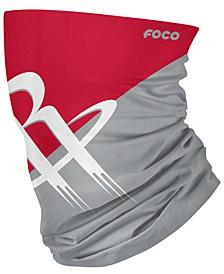 Houston Rockets Colorblock Big Logo Gaiter Scarf