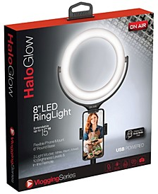 on Air Halo Glow Ring Light