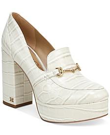 Women's Aretha Platform Bit Loafers