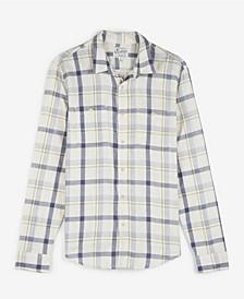 Men's Double Weave Mason Workwear Long Sleeve Shirt