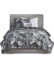 Dylan 3 Piece Twin Coverlet Set