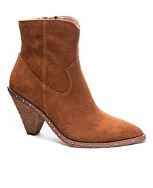 Women's Ramble Western Ankle Booties