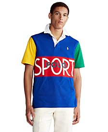 Polo Ralph Lauren Men's Classic-Fit Rugby