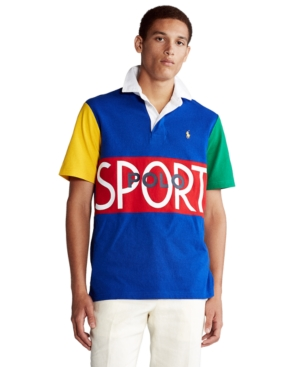 Polo Ralph Lauren Men's Classic-Fit Polo Sport Rugby