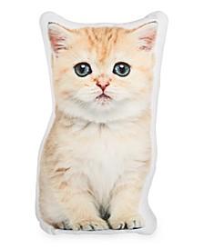 Nina: Cat Shaped Pet Pillow