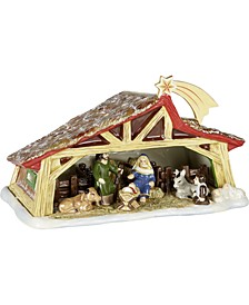 Christmas Toys Memory Nativity