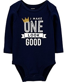 Baby Boy Collectible Bodysuit