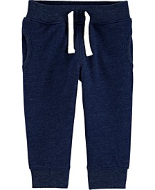 Baby Boy Pull-On Fleece Pants