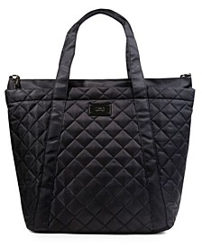 Bsporty Quilted Tote