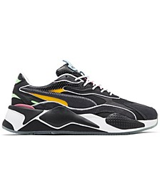 Men's Rs-X3 Casual Sneakers from Finish Line