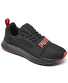Boys Wired Casual Athletic Sneakers from Finish Line
