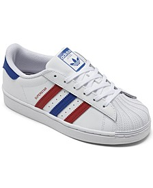 Little Kids Superstar Casual Sneakers from Finish Line