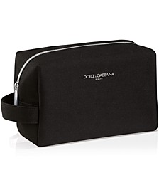 Receive a Complimentary Pouch with any Large Spray purchase from the Dolce&Gabbana Men's Fragrance Collection