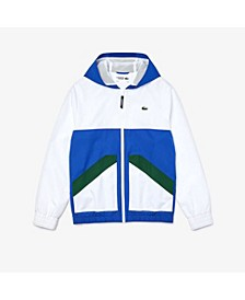 Men's SPORT Colorblock Jacket with Hood