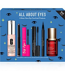 6-Pc. All About Eyes Set, Created for Macy's