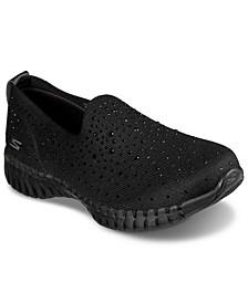Women's Gowalk Smart - Bedazzled Walking Sneakers from Finish Line