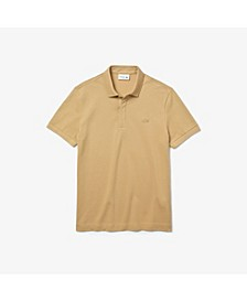 Men's Regular Fit Stretch Paris Polo Shirt