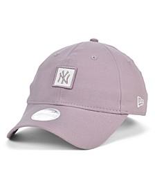 New York Yankees Women's Mini Patch 9TWENTY Cap