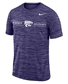 Nike Kansas State Wildcats Men's Legend Velocity T-Shirt