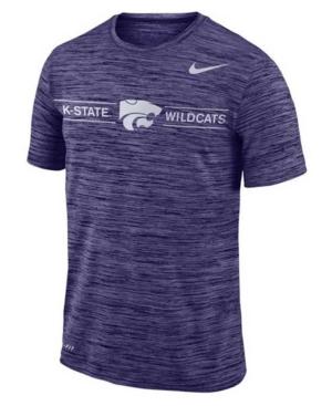 Nike Kansas State Wildcats Men's Legend Velocity T-Shirt