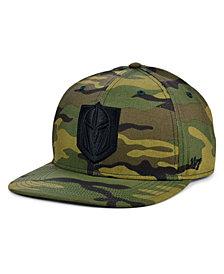 '47 Brand Vegas Golden Knights Grove Captain Cap