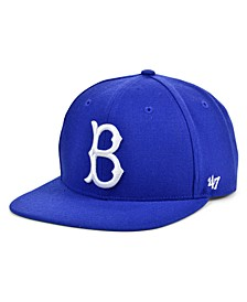 Brooklyn Dodgers Coop Shot Snapback Cap