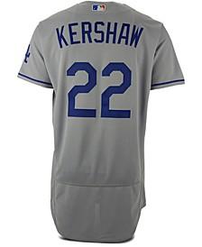 Men's Los Angeles Dodgers Authentic On-Field Jersey Clayton Kershaw