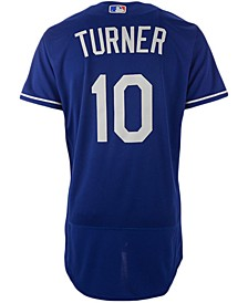 Los Angeles Dodgers MLB Men's Authentic On-Field Jersey Justin Turner