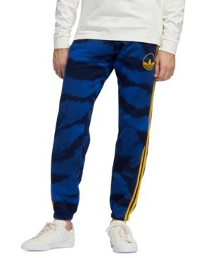 adidas Men's Originals Zebra Fleece Sweatpants