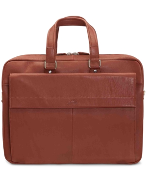 Colombian Collection Double Compartment Laptop/ Tablet Briefcase