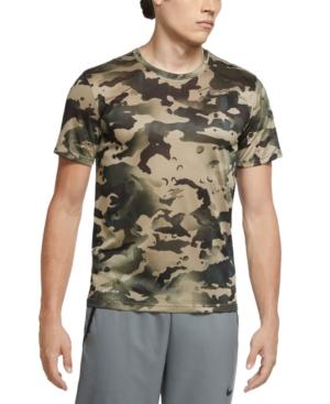 Nike Men's Dri-fit Camo T-Shirt