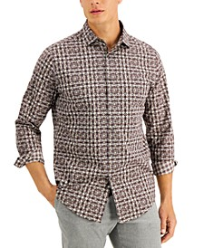 Men's Tarmisa Printed Shirt, Created for Macy's