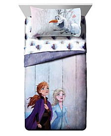 Frozen 2 Sparkle Bed in A Bag