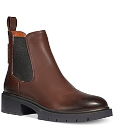 Women's Lyden Lug Sole Chelsea Booties