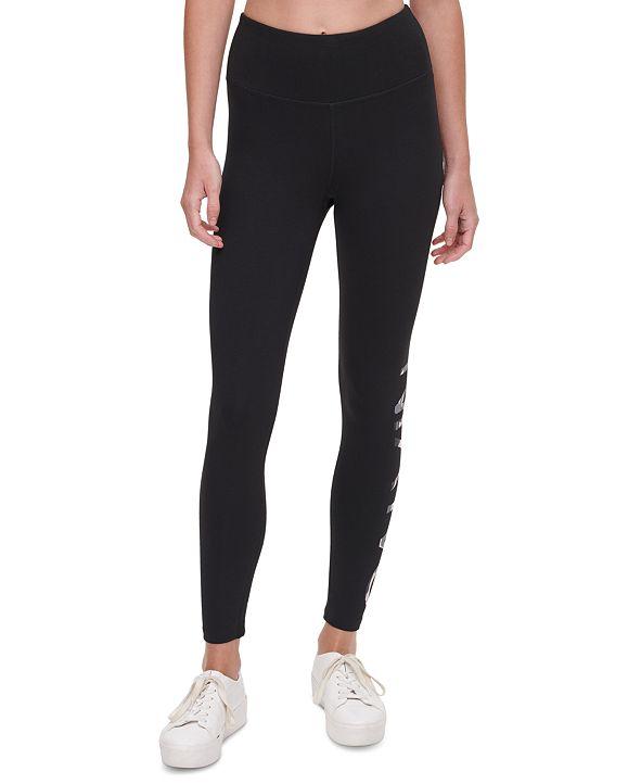 Calvin Klein Camo-Logo Leggings