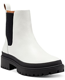 Women's Emali Lug-Sole Booties