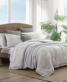 Abalone Queen Comforter Set