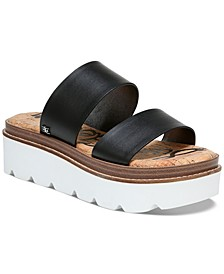 Raul Double-Banded Sporty Sandals