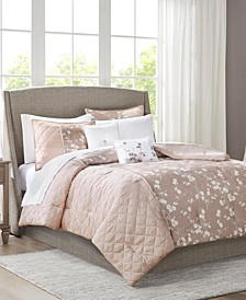 Aurelia 9-Pc. King Comforter Set