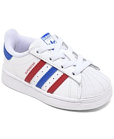 Toddler Boys Superstar Casual Sneakers from Finish Line