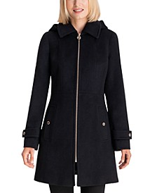 Hooded Coat, Created for Macy's
