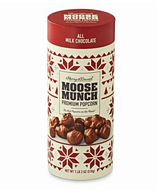 Moose Munch All Milk Chocolate 18oz Canister