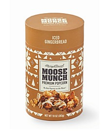 Moose Munch Iced Gingerbread Canister, 10oz