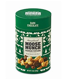 Moose Munch Dark Chocolate Canister, 10oz