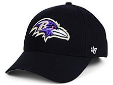 Baltimore Ravens Kids Team Color MVP Cap