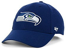 Seattle Seahawks Kids Team Color MVP Cap