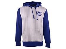 Chicago Cubs Men's Pinstripe Hoodie